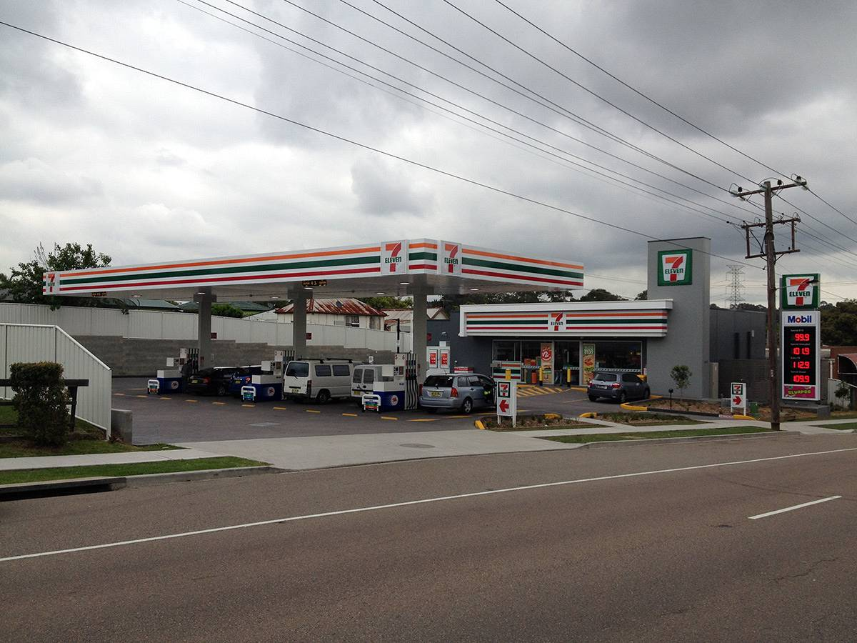 7-Eleven Petrol Stores, NSW